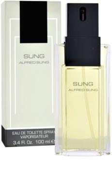 Alfred Sung Sung eau de toilette pour femme