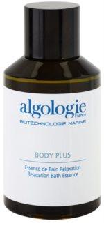 Algologie Body Plus aceite de baño con aceites esenciales y extractos de plantas mediterráneas