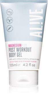 AL!VE Magnesium Plus Post Workout gel regenerador para desportistas