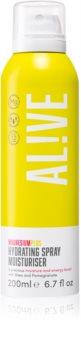 AL!VE Magnesium Plus Hydrating spray rinfrescante e idratante per il corpo