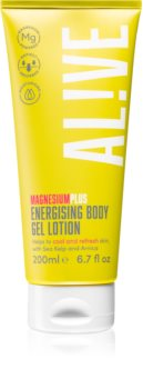 AL!VE Magnesium Plus Energising gel-crema energizante para el cuerpo