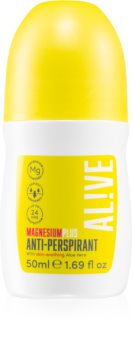 AL!VE Magnesium Plus Anti-perspirant Roll-on antiperspirant