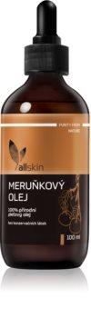 Allskin Apricot huile de noyau d'abricot pressée à froid