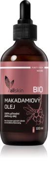 Allskin Bio Macadamia Macadamia Olie