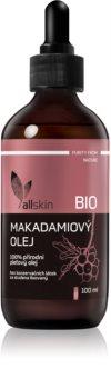 Allskin Bio Macadamia Makadamiaolja