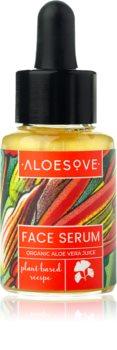 Aloesove Face Care hydratačné sérum na tvár