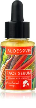 Aloesove Face Care зволожуюча сироватка для обличчя