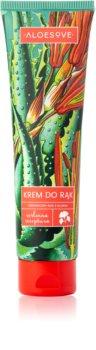 Aloesove Body Care Creme hidratante para mãos