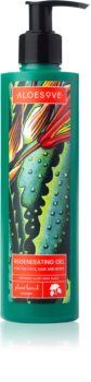 Aloesove Body Care Herstellende Gel  voor Gezicht, Lichaam en Haar