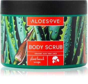Aloesove Body Care esfoliante corporal nutritivo