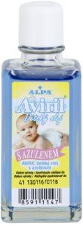 Alpa Aviril Babyöl mit Azulen