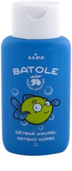 Alpa Batole banho de criança  com azeite