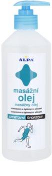 Alpa Massage sportovní masážní olej