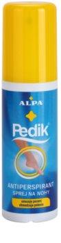 Alpa Pedik antiperspirant na nohy