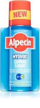 Alpecin Hybrid Tonikum gegen Haarausfall für trockene und juckende Kopfhaut