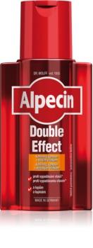 Alpecin Double Effect Kofeiini Hiustenpesuaine miehille Hiustenlähtöä Ja Hilsettä Vastaan