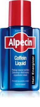 Alpecin Hair Energizer Caffeine Liquid τονωτικό καφεϊνης για την αντιμετώπιση της  τριχόπτωσης για άνδρες
