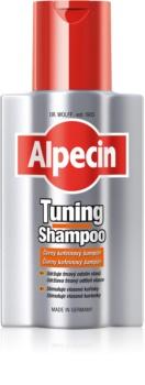 Alpecin Tuning Shampoo Sävyttävä shampoo ensimmäisille harmaille hiuksille