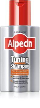 Alpecin Tuning Shampoo tonizáló sampon az első ősz hajszálakra