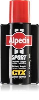 Alpecin Sport CTX кофеїновий шампунь проти випадіння волосся при підвищеній втраті енергії