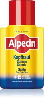 Alpecin Scalp Protection προστατευτικό γαλάκτωμα για το δέρμα του τριχωτού της κεφαλής SPF 15