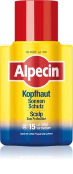 Alpecin Scalp Protection emulsie protectoare pentru scalp SPF 15