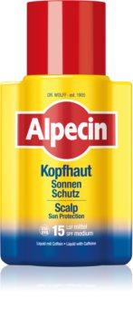 Alpecin Scalp Protection emulsja ochronna do skóry głowy SPF 15