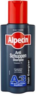 Alpecin Hair Energizer Aktiv Shampoo A3 aktivačný šampón proti lupinám