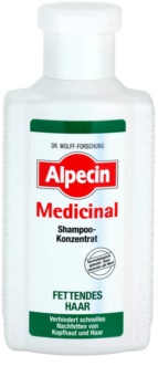 Alpecin Medicinal Concentrated Shampoo For Oily Hair And Scalp
