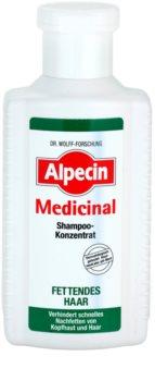 Alpecin Medicinal концентрований шампунь для жирного волосся та шкіри голови