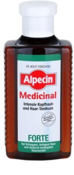 Alpecin Medicinal Forte Intensief Tonic tegen Roos en Haaruitval