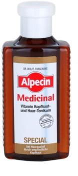 Alpecin Medicinal Special lozione tonica anticaduta dei capelli per cuoi capelluti sensibili