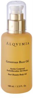 Alqvimia Decollete & Bust olej pro zvětšení poprsí