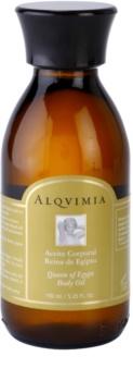 Alqvimia Queen Of Egypt tělový olej s protivráskovým účinkem