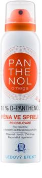 Altermed Panthenol Omega espuma em spray com efeito resfrescante