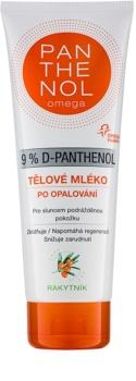 Altermed Panthenol Omega After-Sun Körpermilch mit Sanddorn