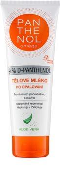 Altermed Panthenol Omega napozás utáni testápoló tej aleo verával