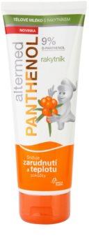 Altermed Panthenol After Sun Bodymilch mit Sanddorn