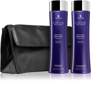 Alterna Caviar Anti-Aging Replenishing Moisture Cosmetic Set (For Dry Hair)