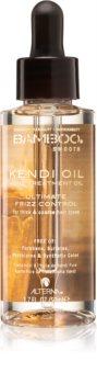 Alterna Bamboo Smooth olejek pielęgnacyjny przeciwko puszeniu się włosów