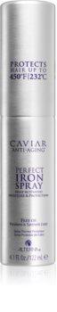 Alterna Caviar Anti-Aging spray  a hajformázáshoz, melyhez magas hőfokot használunk