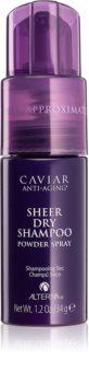 Alterna Caviar Anti-Aging suchy szampon