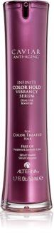 Alterna Caviar Anti-Aging Infinite Color Hold sérum regenerador e protetor para cabelo pintado