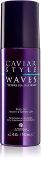 Alterna Caviar Style spray paral cabello  con textura de playa