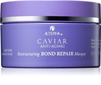 Alterna Caviar Anti-Aging Restructuring Bond Repair Diepe Hydratatie Masker  voor Beschadigd Haar