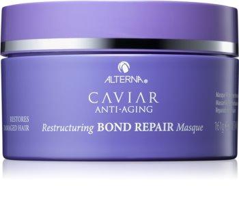 Alterna Caviar Anti-Aging Restructuring Bond Repair hĺbkovo hydratačná maska pre poškodené vlasy