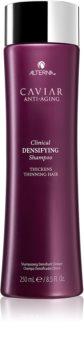 Alterna Caviar Anti-Aging Clinical Densifying jemný šampón pre oslabené vlasy