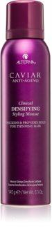 Alterna Caviar Anti-Aging Clinical Densifying espuma fijadora styling redensificante para cabello fino