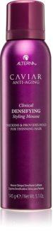 Alterna Caviar Anti-Aging Clinical Densifying mousse coiffante pour cheveux fins ou clairsemés