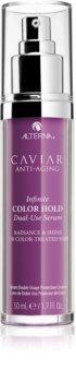 Alterna Caviar Anti-Aging Infinite Color Hold sérum para dar brillo y suavidad al cabello